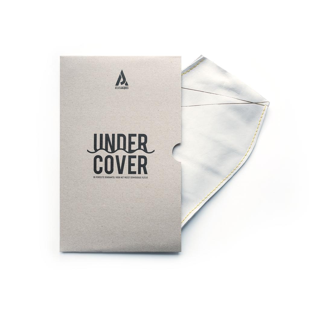 Lederen vaashoes 'under cover'