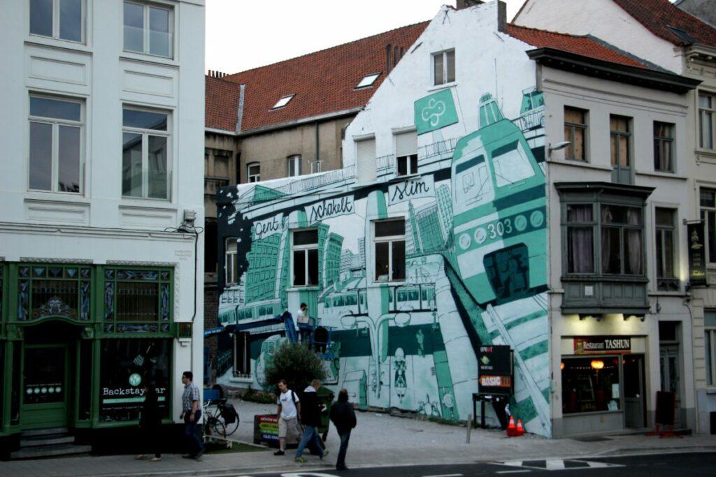 Lancering van nieuwe circulatieplan in Stad Gent