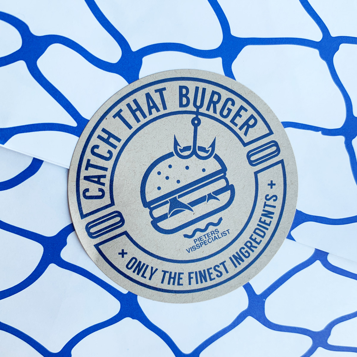 Logo van Catch That Burger