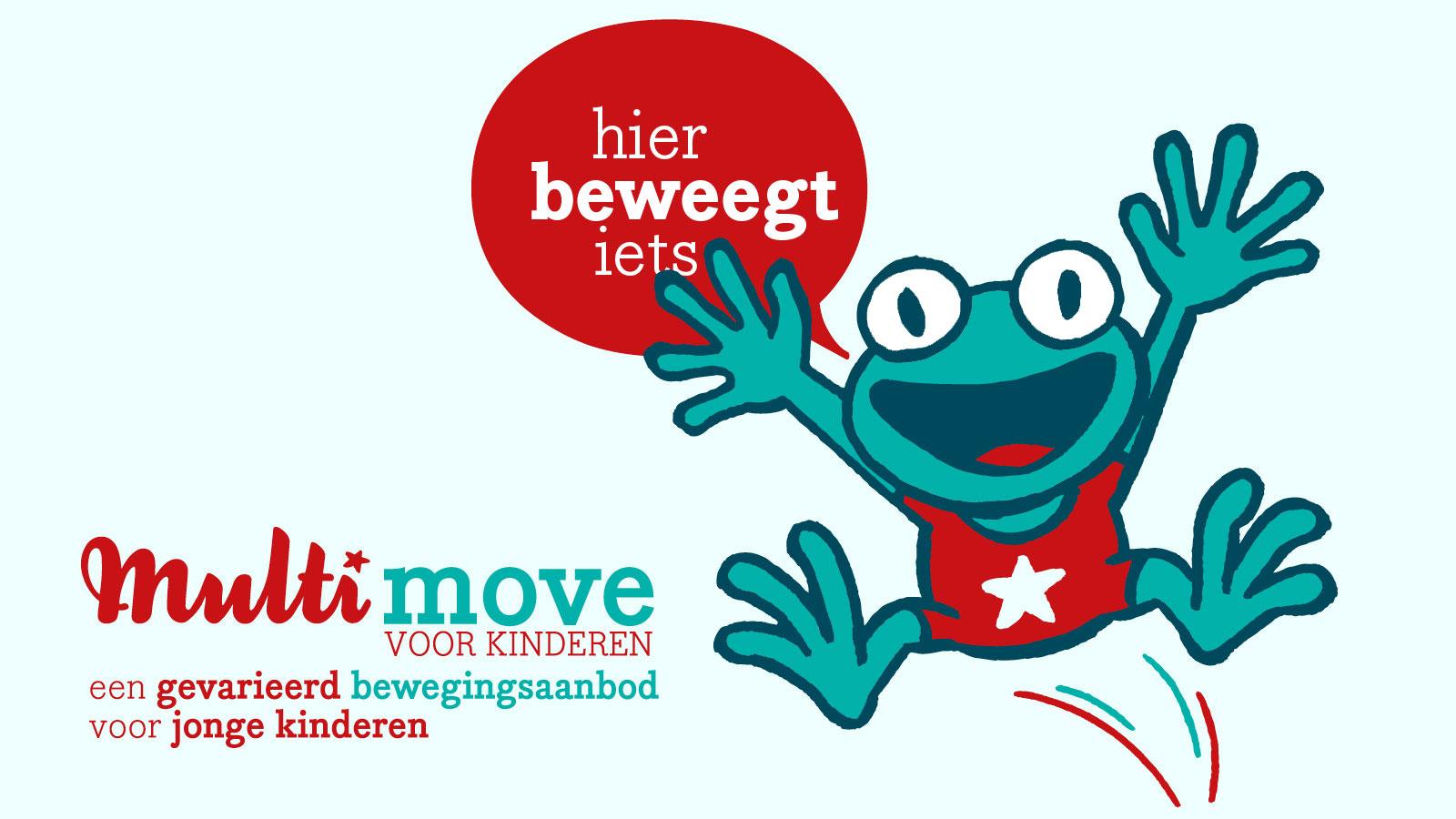 Multimove voor kinderen: campagnebeeld