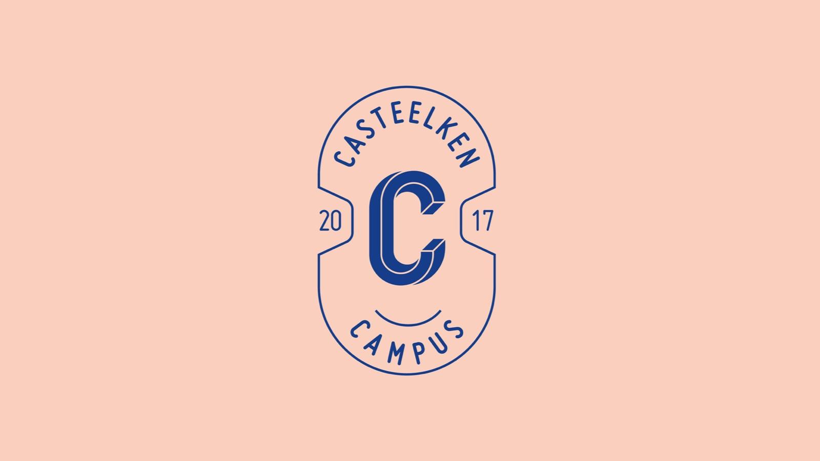 Logo van Casteelken Campus