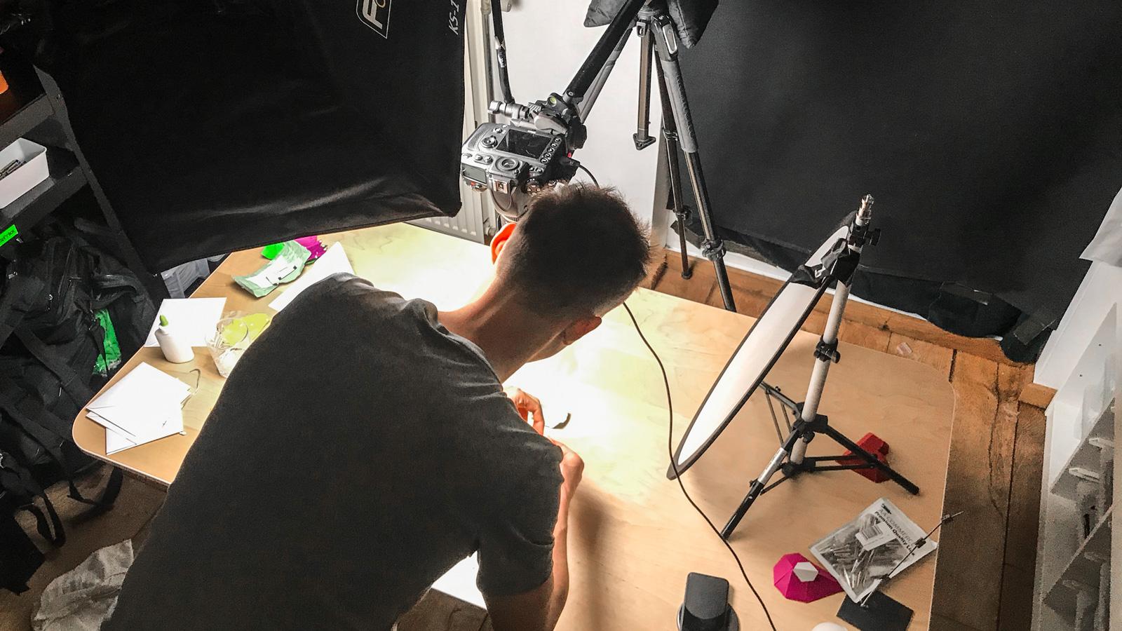 Making of van animatiebeeld voor de campagne #alsgetmijvraagt