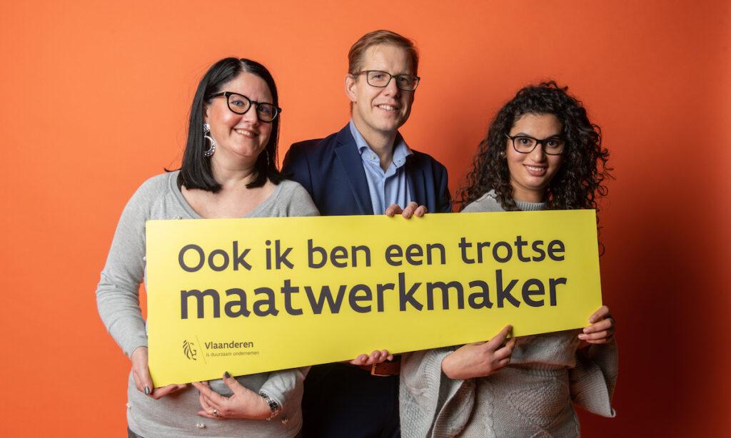 Campagne 'Maatwerk werkt'
