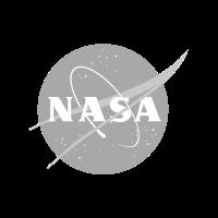 Logo van NASA