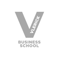 Logo van Vlerick Business School