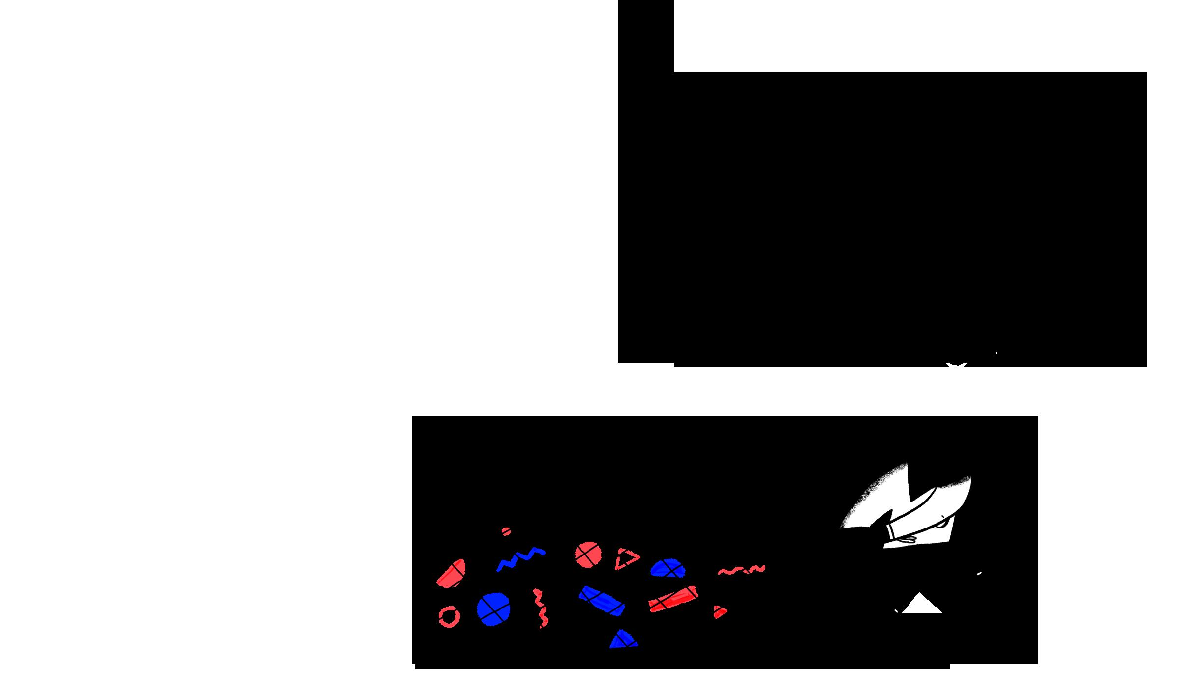 Illustratie voor branding