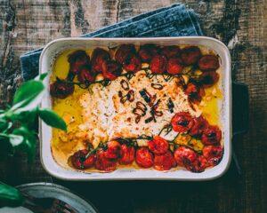 Het recept van Jenni Häyrinen met fetakaas