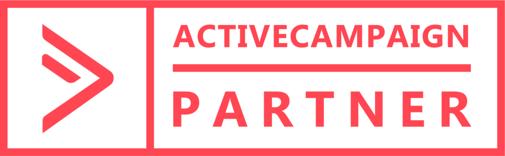 Logo van ActiveCampaign Partner
