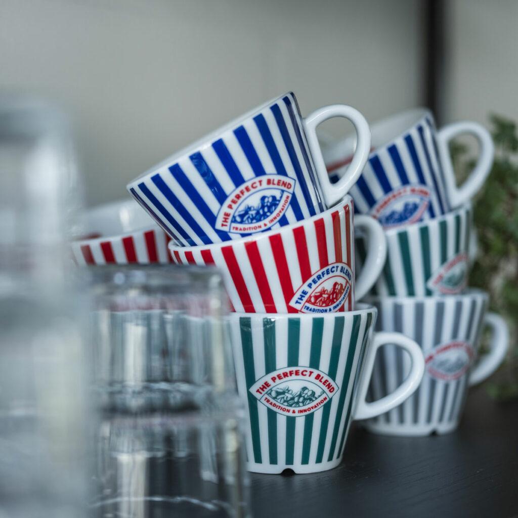 Tassen van Bruynooghe Koffie